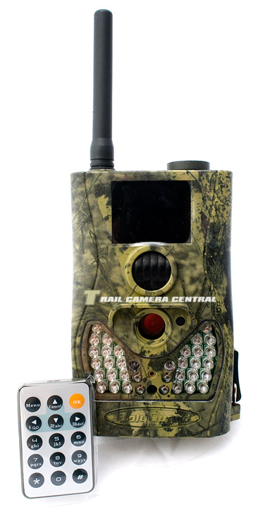 ScoutGuard SG550M 8MP HD Camo Trail Camera (Cellular MMS)